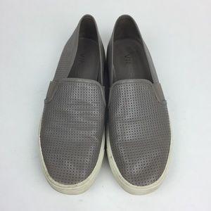 Vince Blair Slip On Sneakers Woodsmoke Size 6